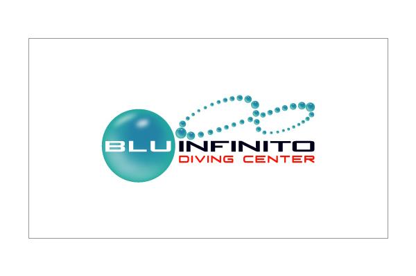 Maria dodonova logo design - Dive center blu ...